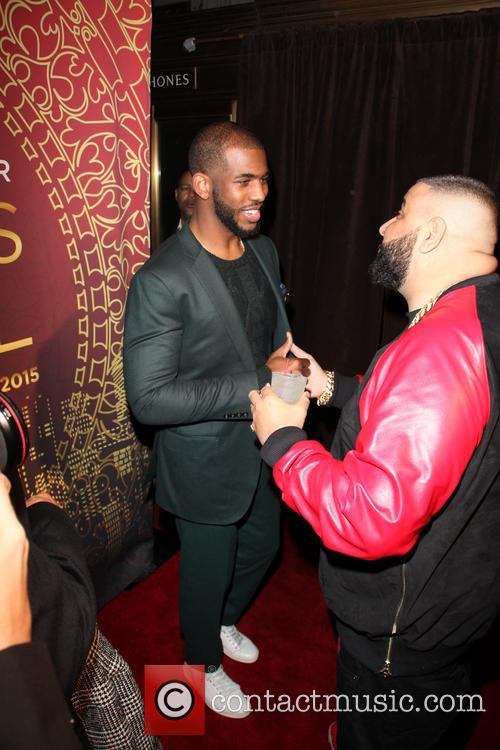Chris Paul and Dj Khaled 6