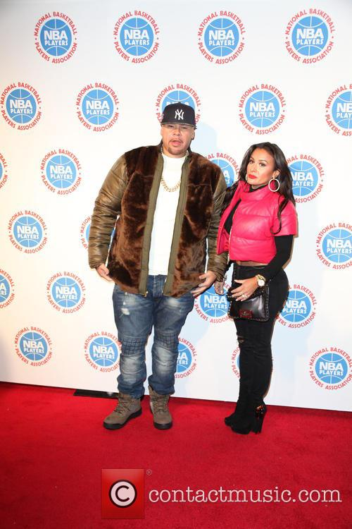 Fat Joe and Liza Rios 1