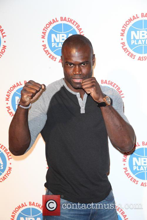 Uriah Hall and Ufc Middleweight Fighter 1