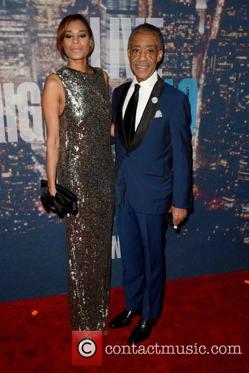 Kathy Jordan and Al Sharpton 2