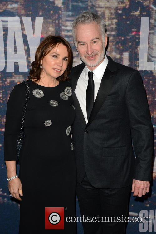 Patty Smyth and John Mcenroe 1