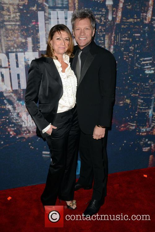 Dorothea Hurley and Jon Bon Jovi 2