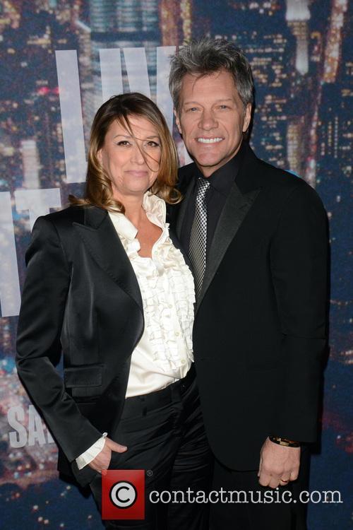 Dorothea Hurley and Jon Bon Jovi 1