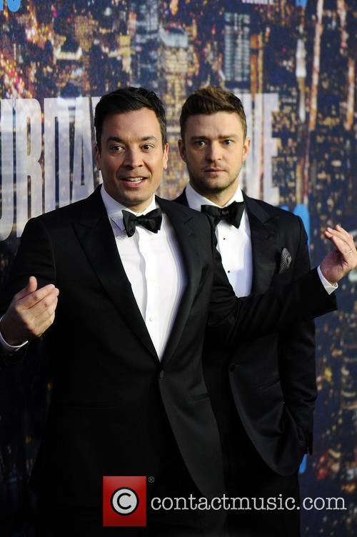 Jimmy Fallon and Justin Timberlake 2
