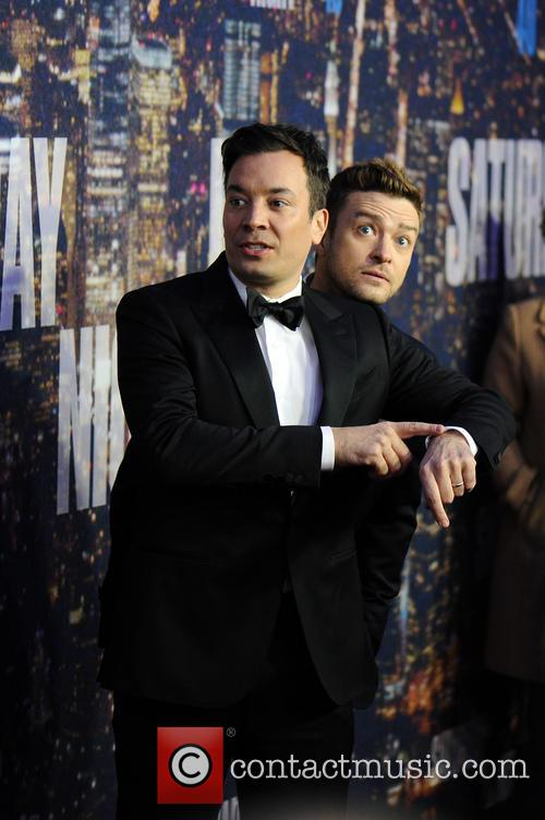 Jimmy Fallon and Justin Timberlake 3