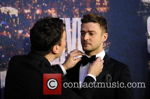 Jimmy Fallon and Justin Timberlake 1