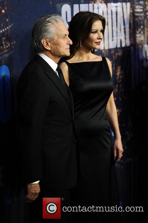 Michael Douglas and Catherine Zeta-jones 2