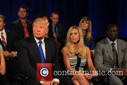 Donald Trump and Kate Gosselin
