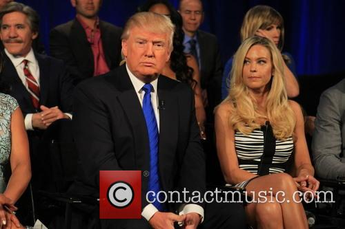 Donald Trump and Kate Gosselin 4