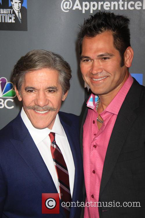 Geraldo Rivera and Johnny Damon 3