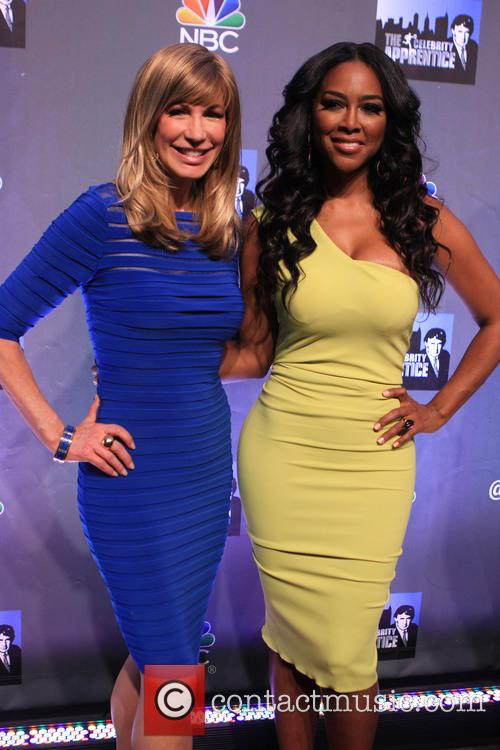 Leeza Gibbons and Kenya Moore 2