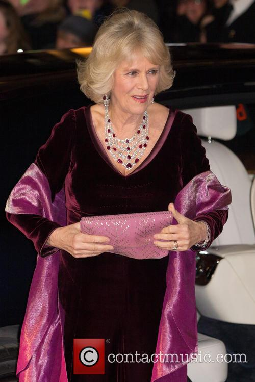 Camilla and The Duchess Of Cornwall 3