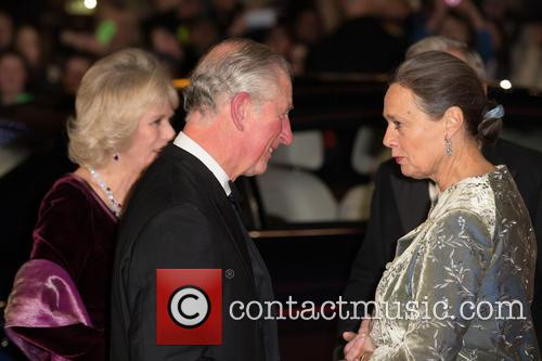 Camilla, The Duchess Of Cornwall, Prince Charles and The Prince Of Wales 5