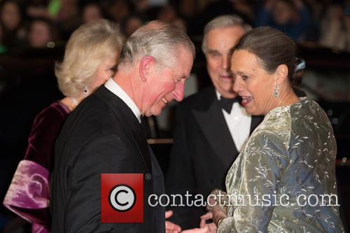 Camilla, The Duchess Of Cornwall, Prince Charles and The Prince Of Wales 6