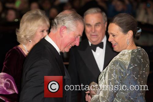 Camilla, The Duchess Of Cornwall, Prince Charles and The Prince Of Wales 1