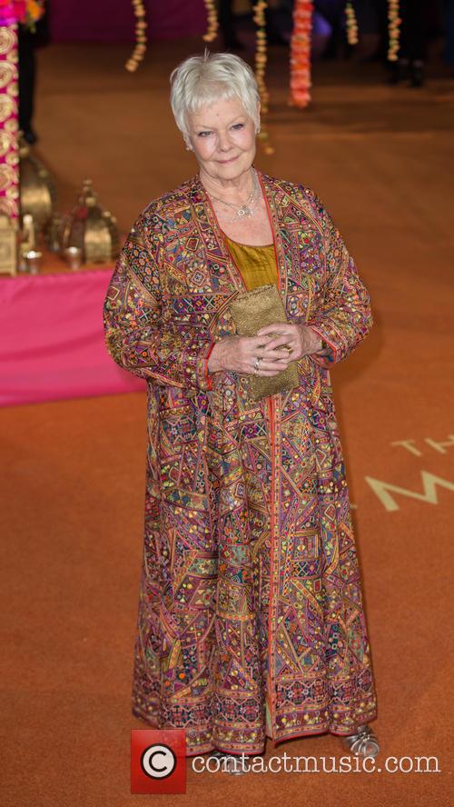 Dame Judi Dench 8