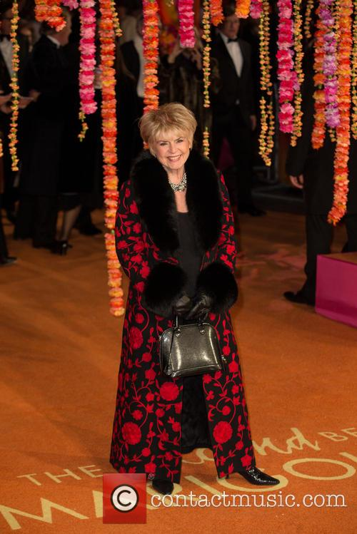 Premiere of 'The Second Best Exotic Marigold Hotel'