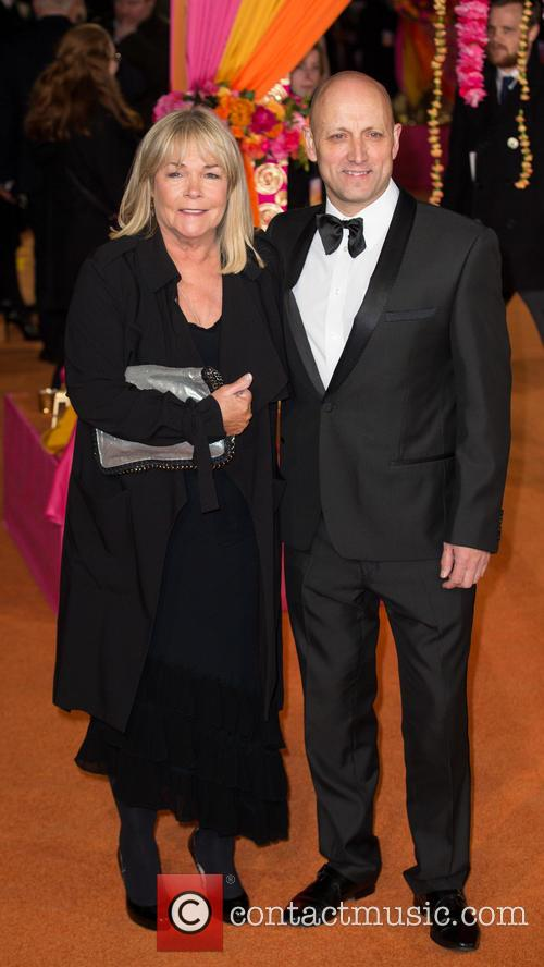 Linda Robson and Mark Dunford 1