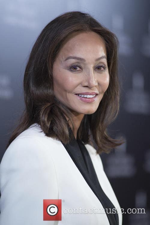 Isabel Preysler presents My Cream new cosmetics line