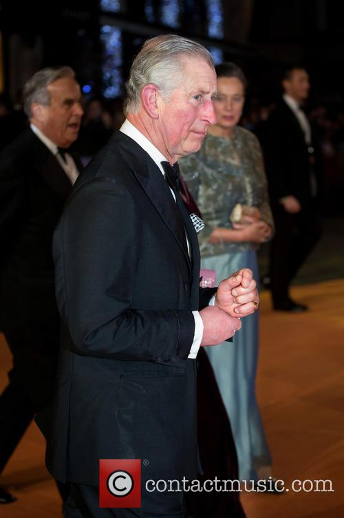 Prince Charles and The Prince Of Wales 2