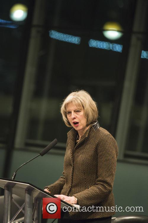 Theresa May delivers annual criminal justice lecture