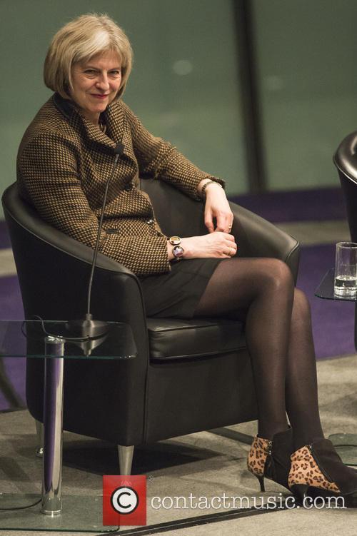 Theresa May 9