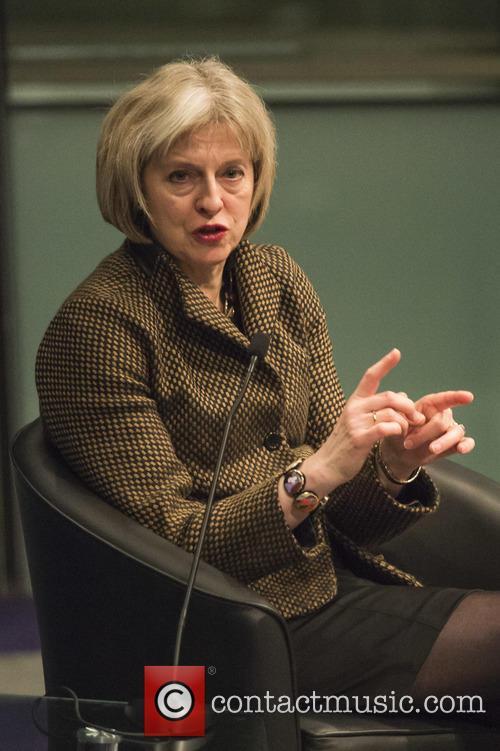 Theresa May 10