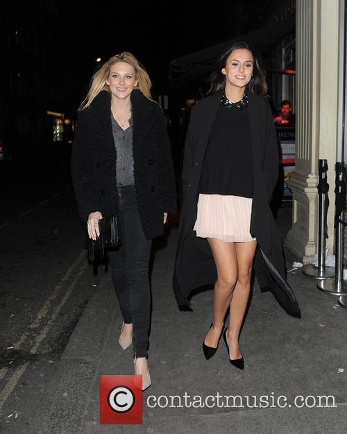Stephanie Pratt and Lucy Watson 2