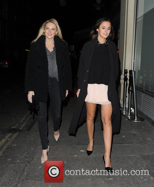 Stephanie Pratt and Lucy Watson 4