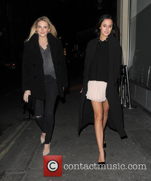 Stephanie Pratt and Lucy Watson 6