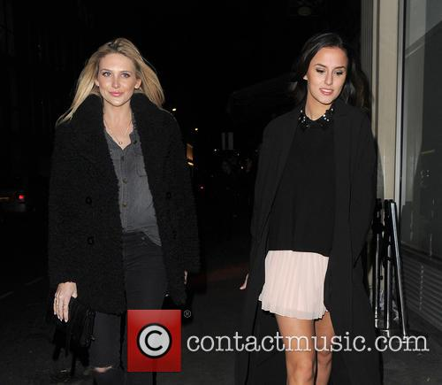 Stephanie Pratt and Lucy Watson 1