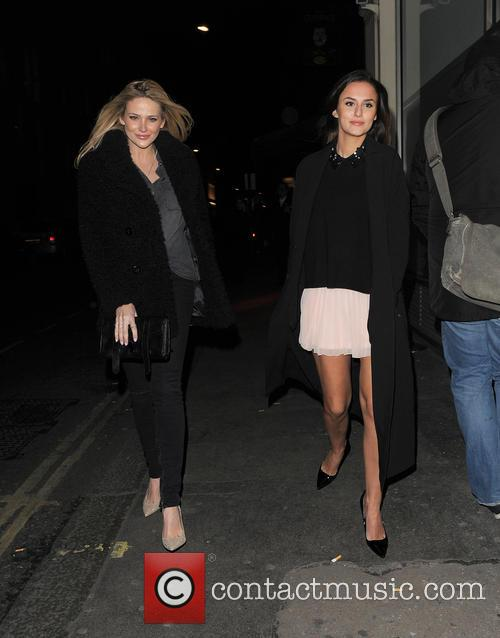 Stephanie Pratt and Lucy Watson 8