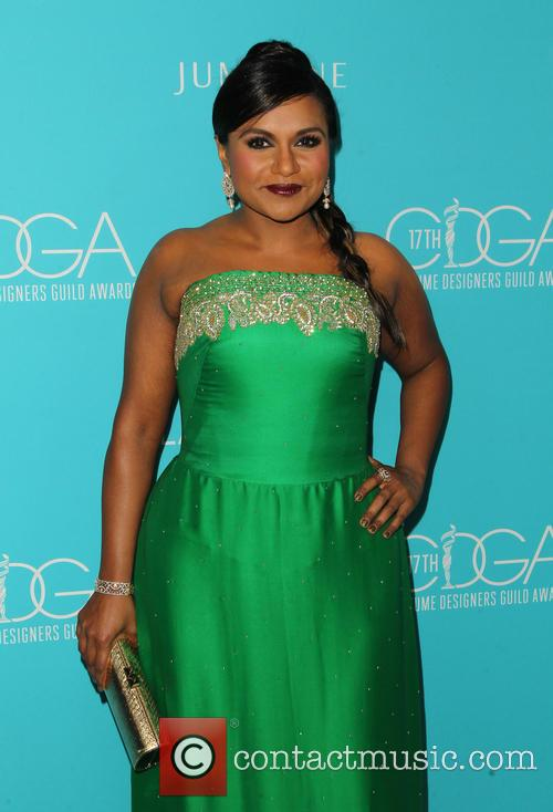 Mindy Kaling Is