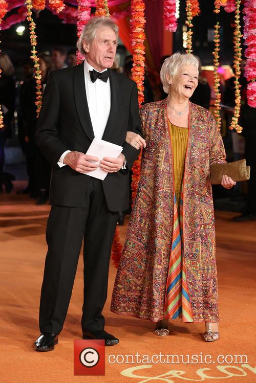 Dame Judi Dench and David Mills 10