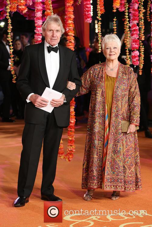 Dame Judi Dench and David Mills 11