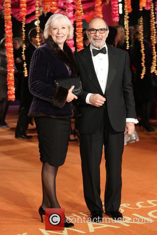 Sheila Ferris and David Suchet 4