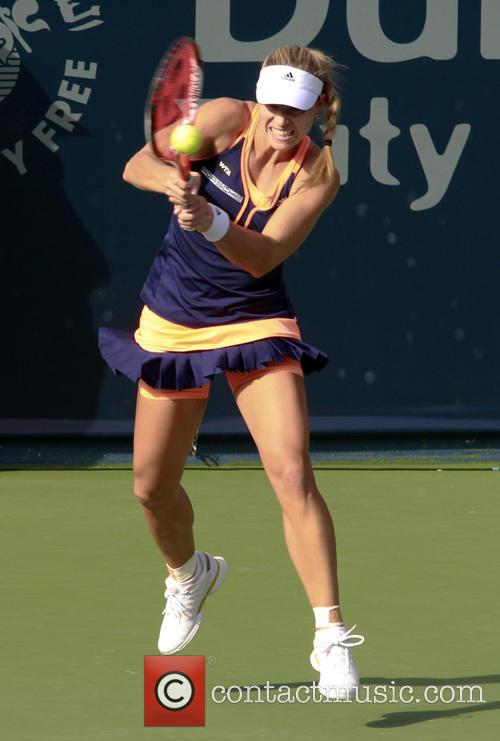 Tennis and Angelique Kerber 2