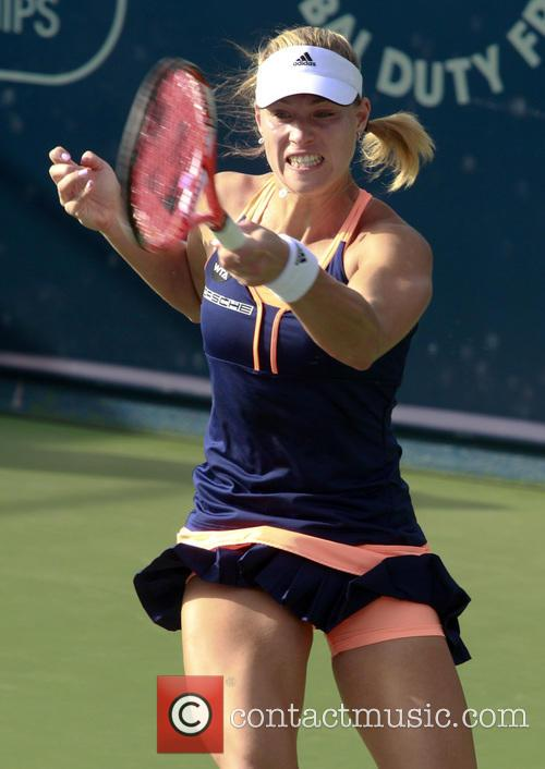 Tennis and Angelique Kerber 6