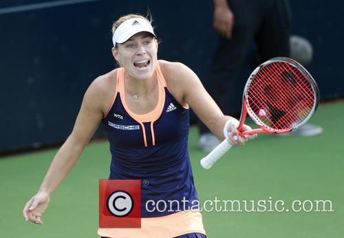 Tennis and Angelique Kerber 11
