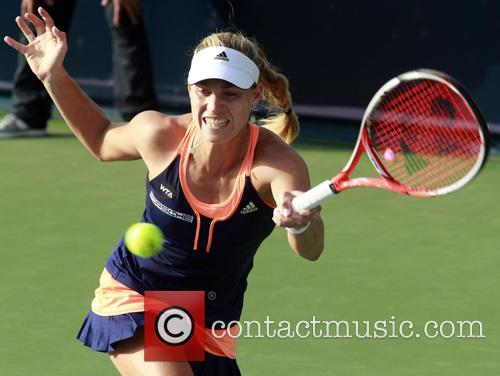 Tennis and Angelique Kerber 1