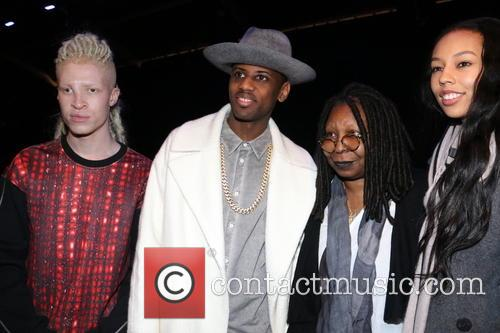 Shaun Ross, Fabulous and Whoopi Goldberg 2