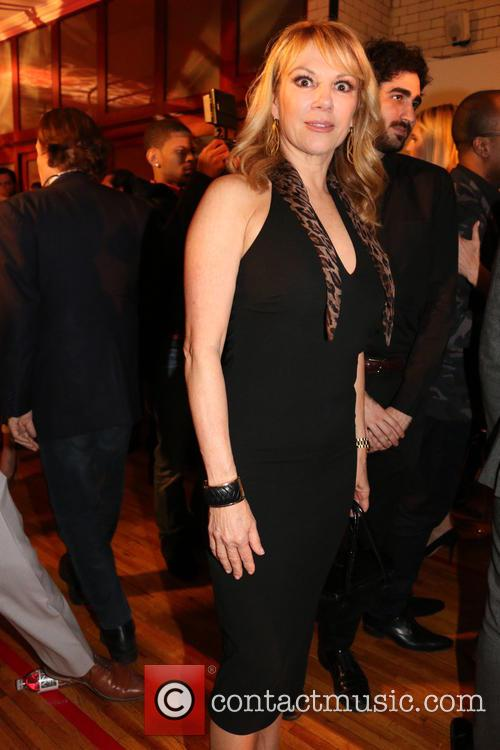 Mercedes-Benz New York Fashion Week - Sonja Morgan's...