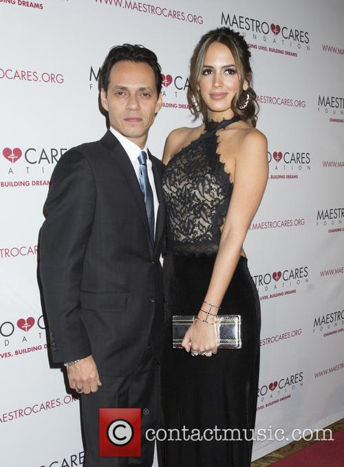 Marc Anthony and Shannon De Lima 1
