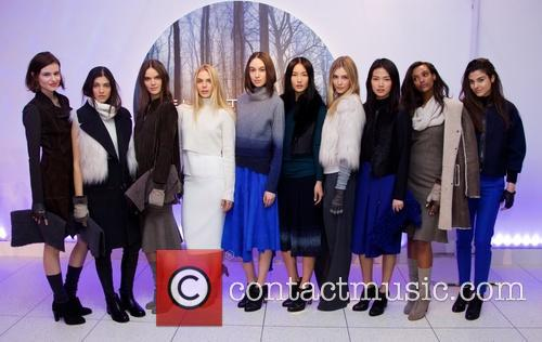 Mercedes-benz New York Fashion, Week, Elie Tahari and Presentation 2