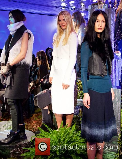 Mercedes-benz New York Fashion, Week, Elie Tahari and Presentation 11