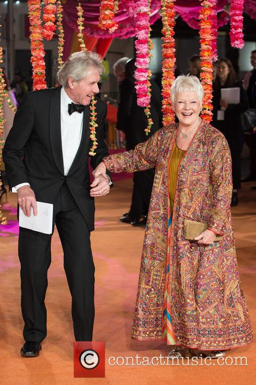 Dame Judi Dench and Guest 3