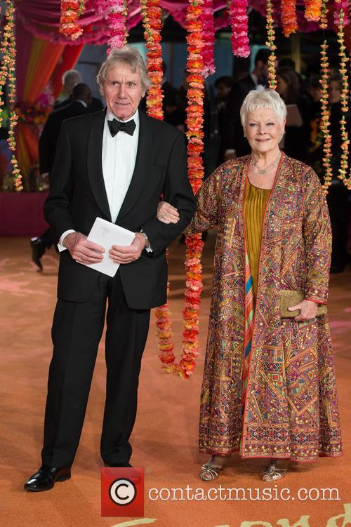 Dame Judi Dench and Guest 4