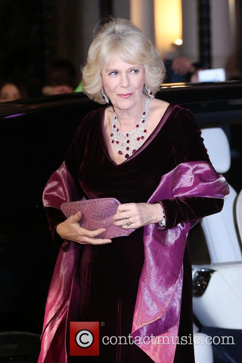 Camilla Dutchess Of Cornwall 1