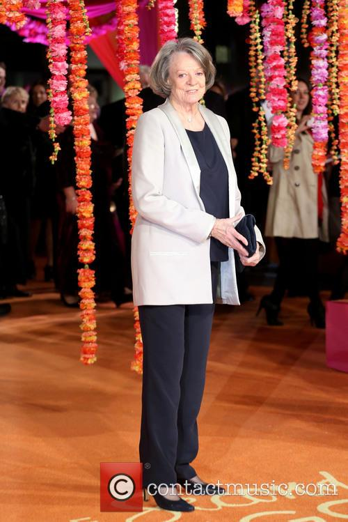 Dame Maggie Smith 9