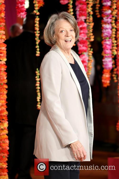 Dame Maggie Smith 10